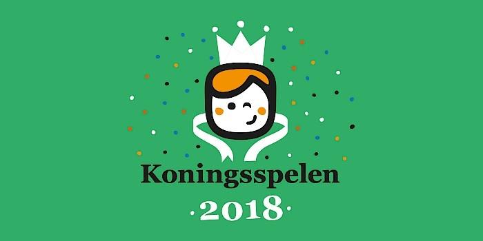 Afbeeldingsresultaten voor koningsspelen 2018